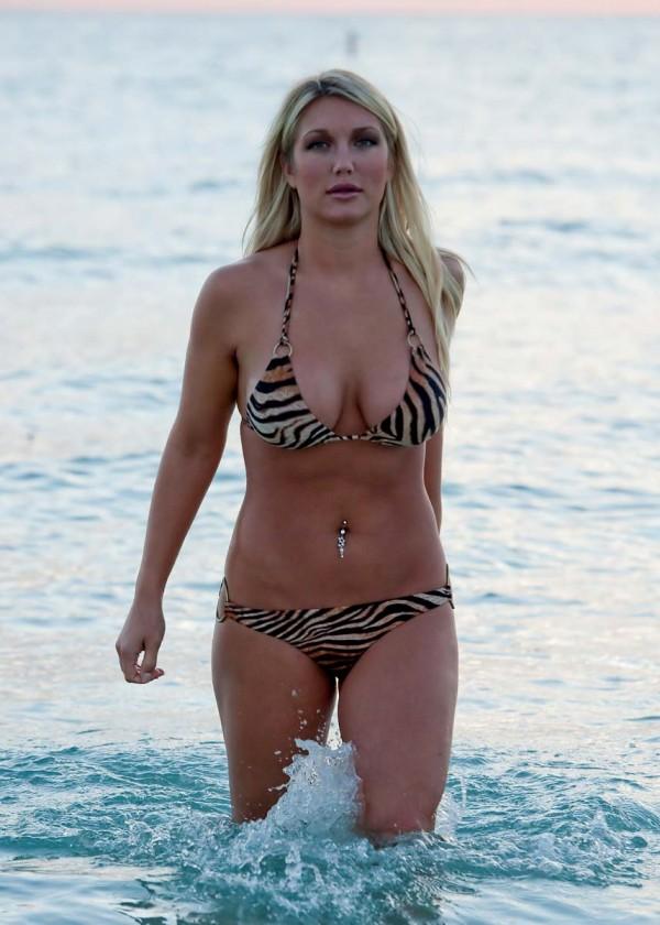 Think, brook anderson bikini