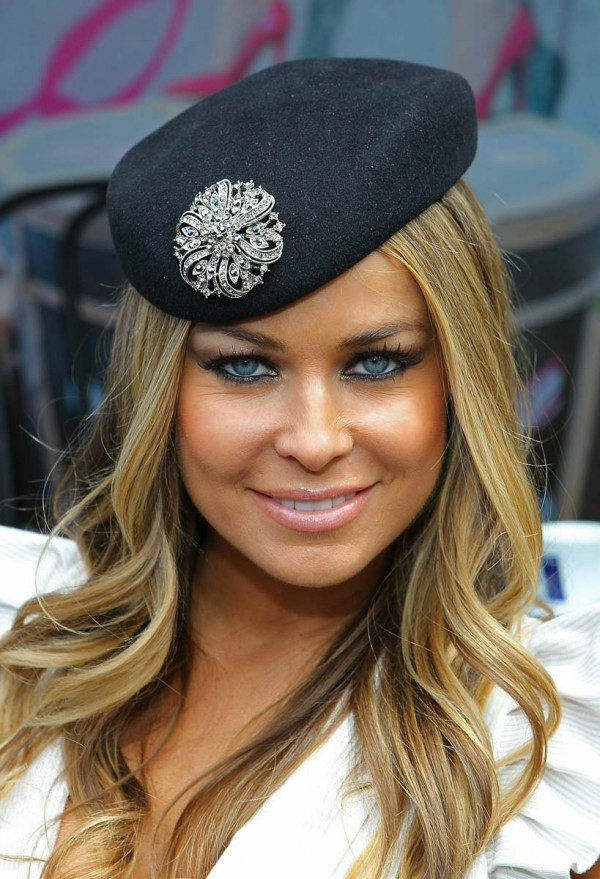 Carmen Electra Is A Sexy Flight Attendant ? Carmen Electra hot