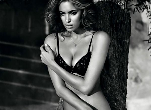 Irina shayk nude gq
