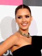 Jessica Alba hot american music awards