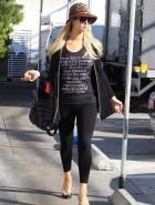 Paris Hilton see through