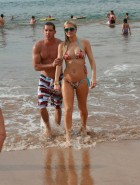 bikini gallery of Paris Hilton