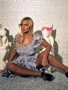 Lindsay Lohan Benn Jaye