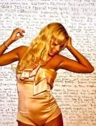 Lindsay Lohan lingerie