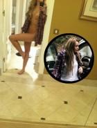 Miley Cyrus stolen pics