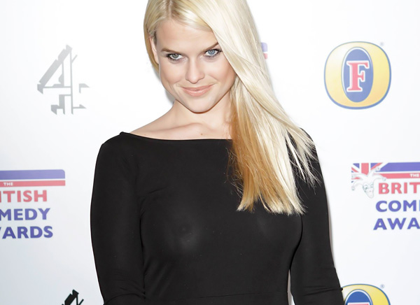 I've watched Alice Eve nude scene from Crossing Over, since then I am her ...