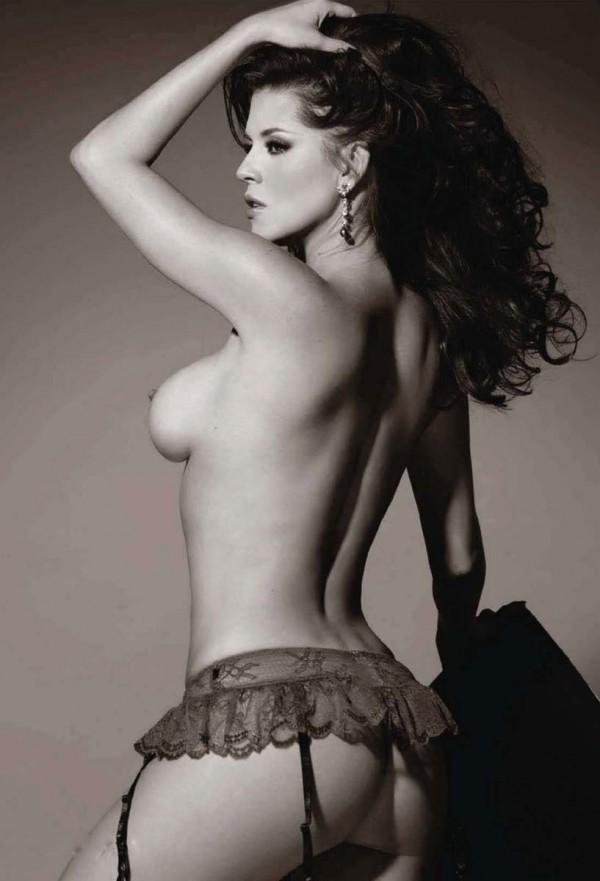 Alicia Machado Cojiendo Playboy Nude S