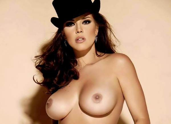 Alicia Machado - Celeb Matrix Nude Pictures