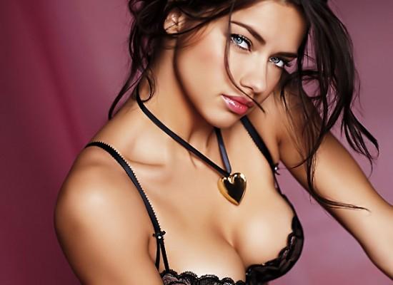 Adriana Lima Nude Pics) ...