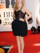 Avril Lavigne brit awards