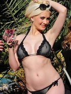 Holly Madison bikini gallery