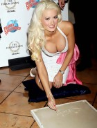 Holly Madison boobs