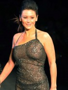 J Woww see through