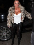 Katie Price big boobs