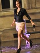 Emma Watson hot legs