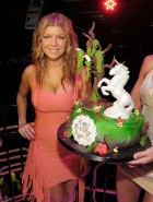 Fergie birthday party