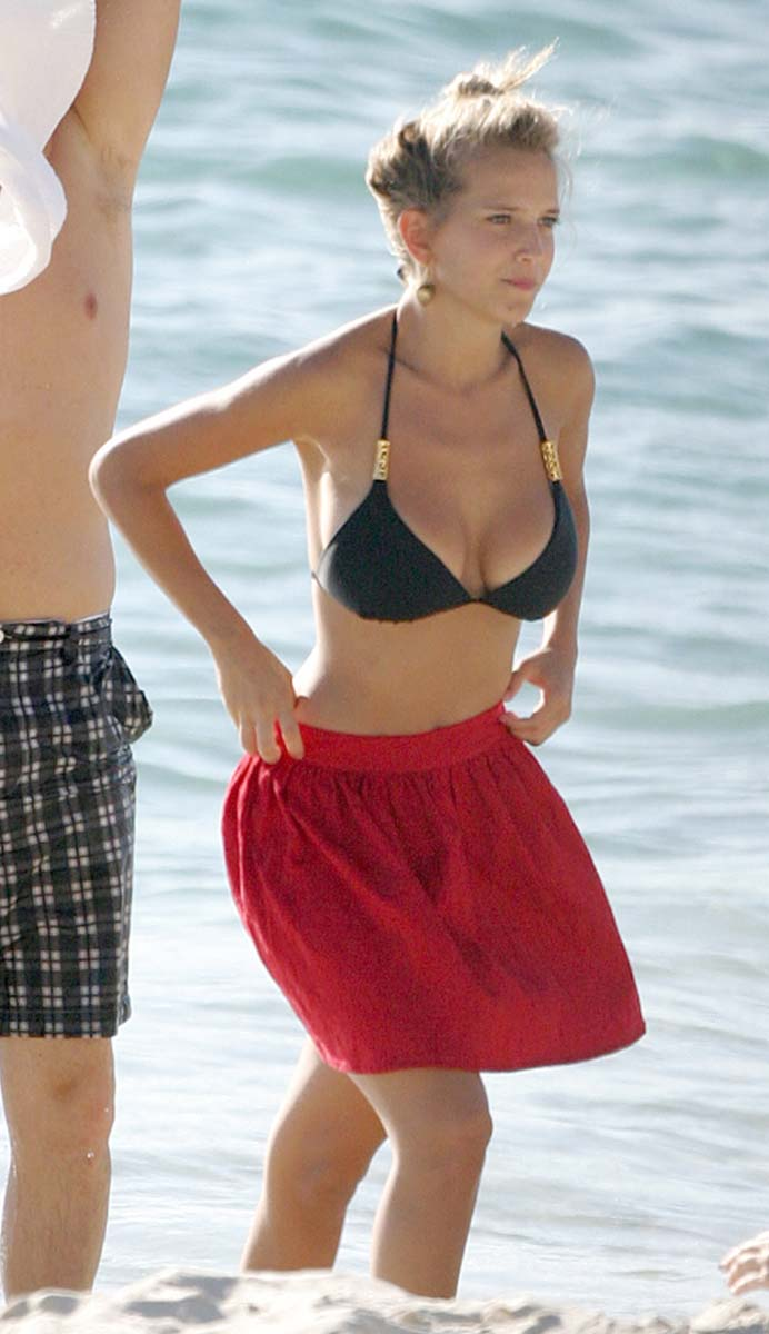 Almost same. bikini pics luisana lopilato