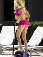 Bridget Marquardt bikini