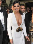 Cheryl Cole cleavage