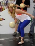 Hilary Duff sobe