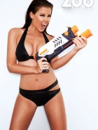 Imogen Thomas zoo magazine