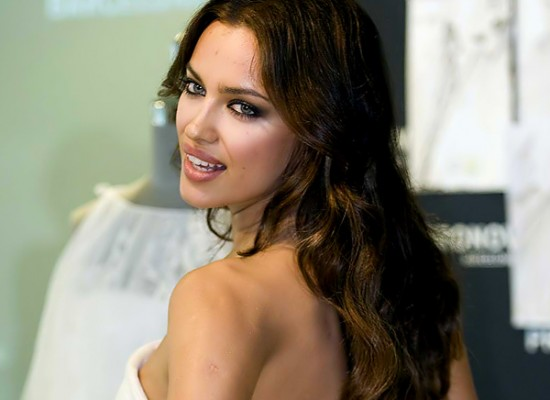 Irina Shayk hot bride