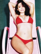 Kelly Brook topless esquire