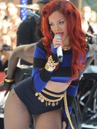 Rihanna the today show