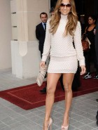 Jennifer Lopez hot legs