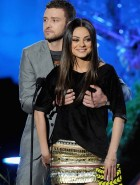 Mila Kunis and Justin Timberlake MTV movie awards