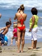 LeAnn Rimes tight bikini body
