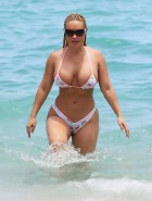 Nicole Austin bikini