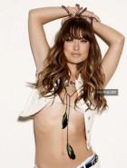 Olivia Wilde nylon magazine