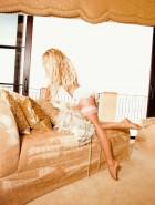 Pamela Anderson lingerie