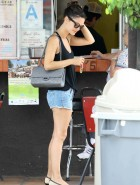 Rachel Bilson hot in short shorts