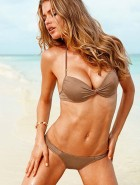 Doutzen Kroes bikini victorias secret