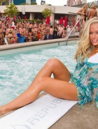 Kendra Wilkinson wet republic