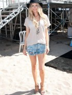 Marisa Miller short shorts