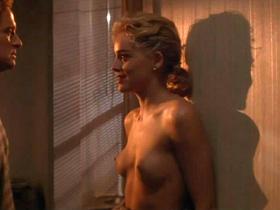 Sharon Stone nude catholic 300x208 Woman Denied Treatment By Catholic Hospital, ...