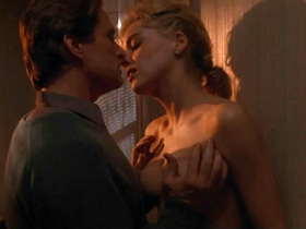 Sharon Stone Nude Sex Scene 18