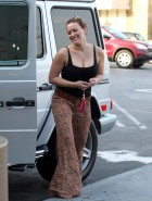 Hilary Duff pregnant hotness