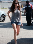 Ashley Greene short shorts