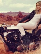 Cameron Diaz hot bike