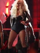 Christina Aguilera fat