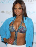 Christina Milian hot mom