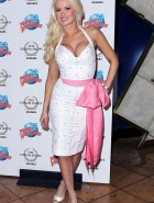 Holly Madison breasts insured