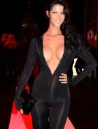 Micaela Schaefer cleavage