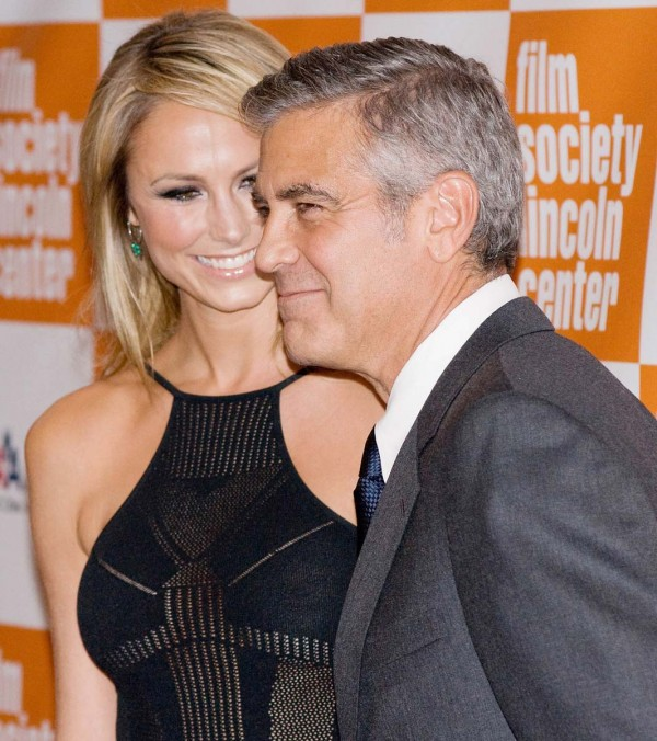 stacy keibler george clooney 1 600x676 ... believe they were born the wrong sex are seeking sex change treatments.