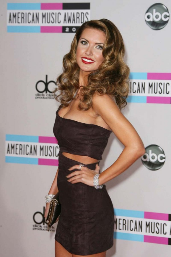 Audrina Patridge american music awards