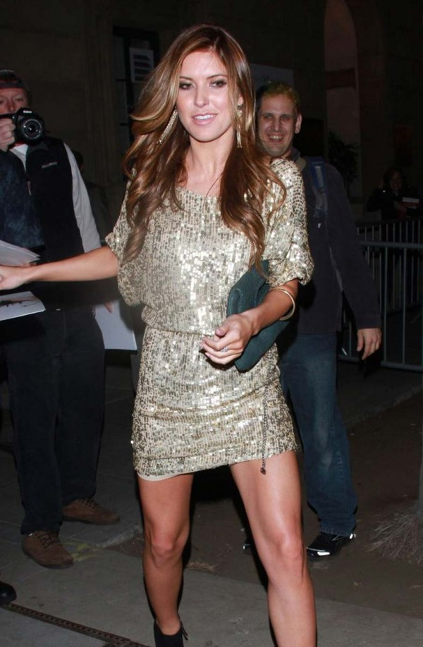 Audrina Patridge hot legs